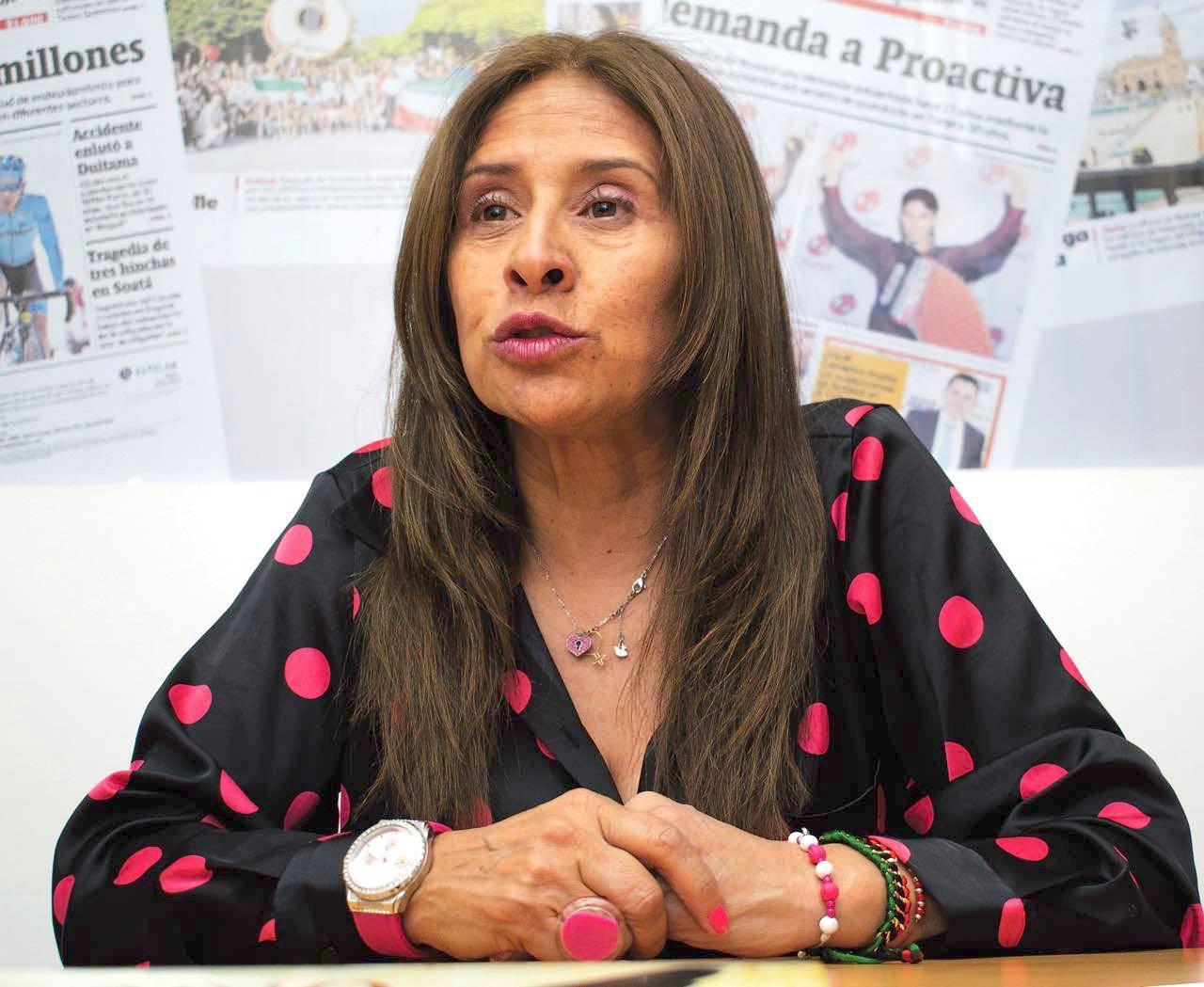 'No queremos que se arrime nadie por Duitama para el Día de la Madre, no son bienvenidos por acá': Constanza Ramírez 1