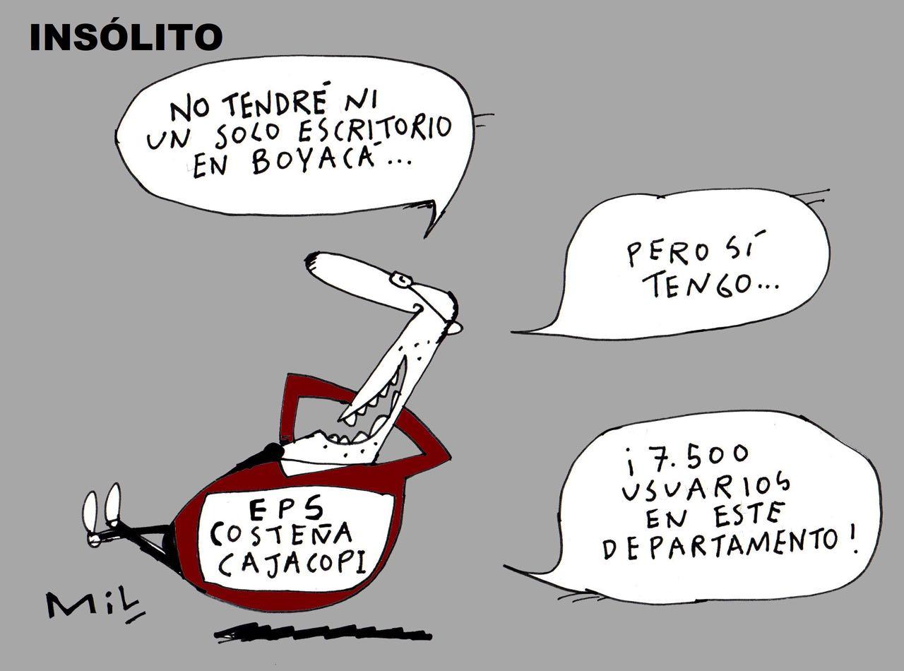 Caricatura 2 de Noviembre de 2019