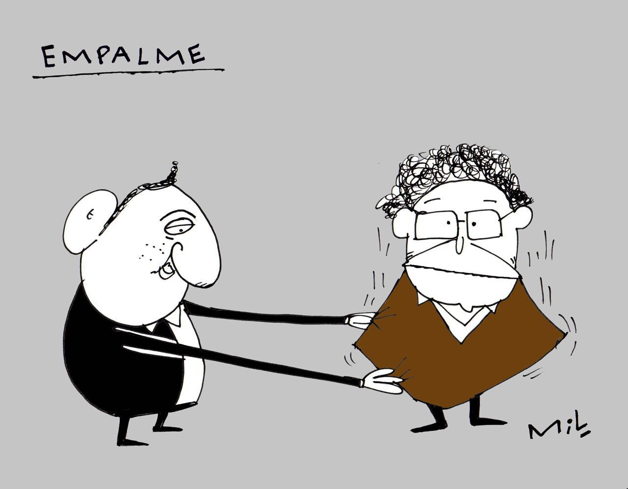 Caricatura 7 días 8 de Noviembre de 2019