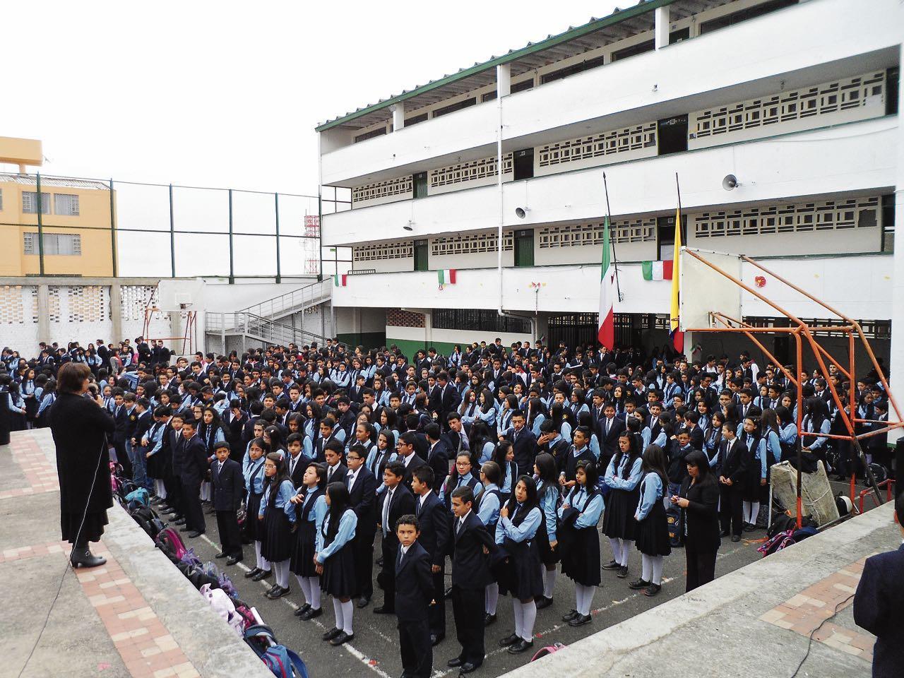 Al final de cada año se publican los listados de los mejores colegios. Solo hay seis públicos en la lista