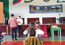 El sábado se llevaron a cabo las pruebas escritas para los aspirantes a personero de Sogamoso. Se realizaron en el Colegio de Sugamuxi.