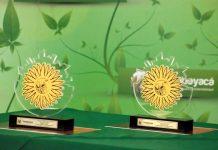 Tres versiones del premio de Corpoboyacá 'Espeletia Dorada' se han realizado para destacar los proyectos que protegen los recursos naturales y el medio ambiente.