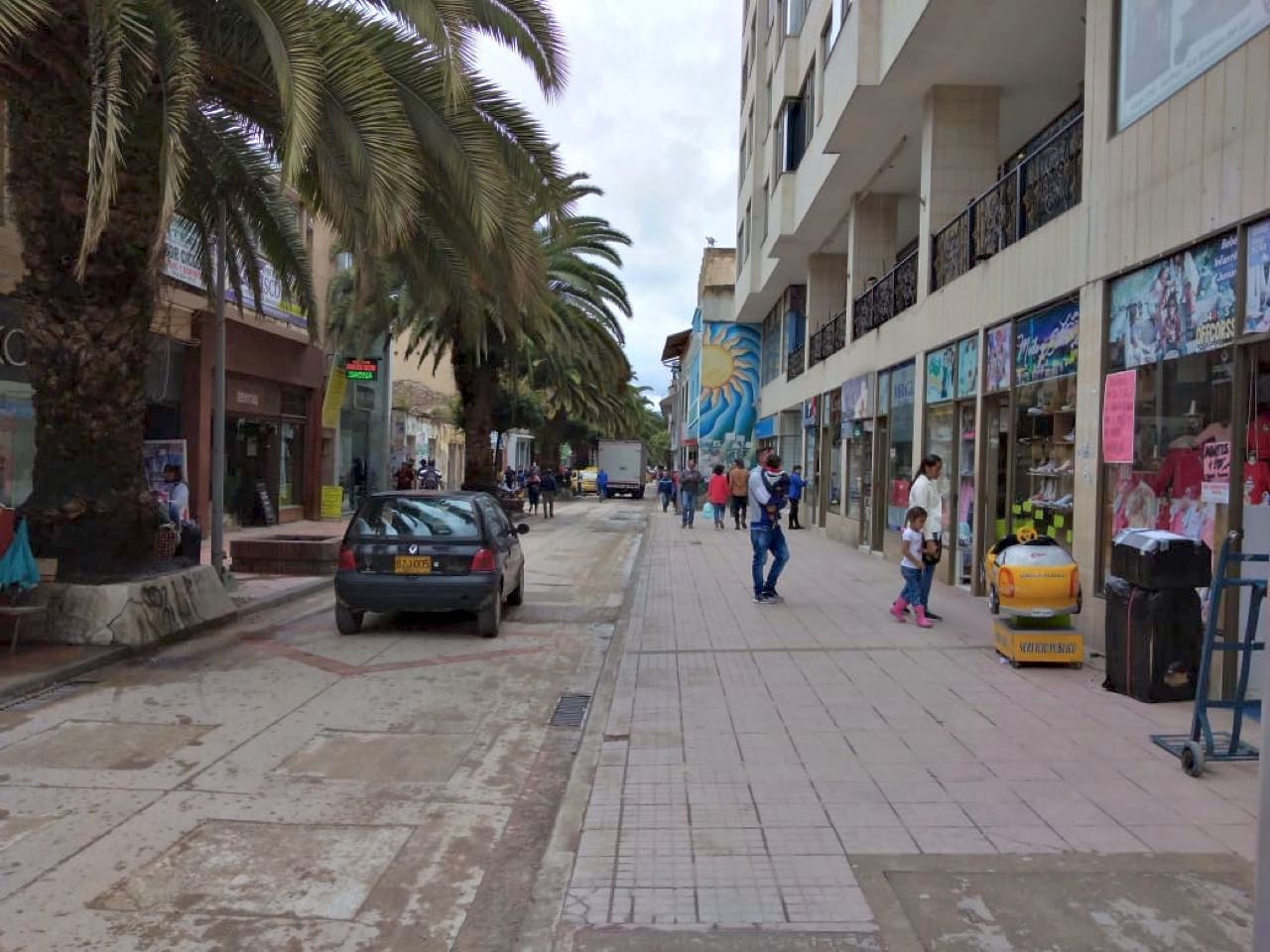 Carrera 11 de Sogamoso Boyacá
