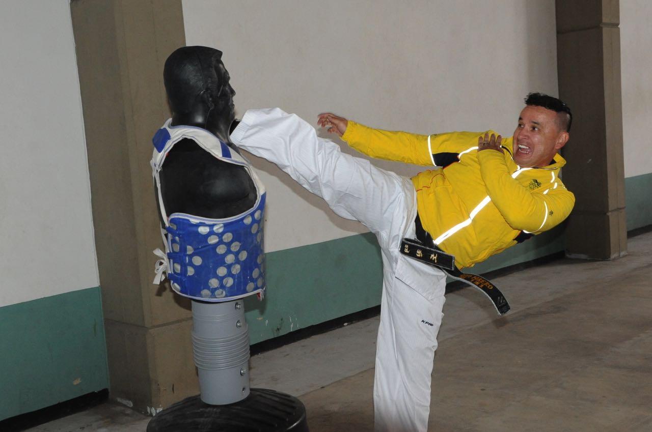 El pasado 25 de agosto de 2019, el maestro René Forero Tavera ingresó al prestigioso Hall de la Fama del Taekwondo.