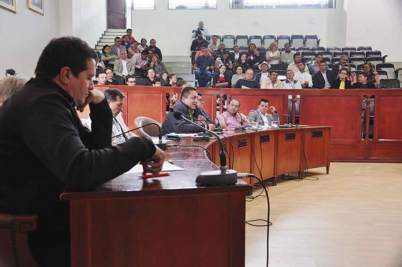 En el Concejo del municipio está en marcha el proceso para seleccionar al personero y el secretario general.