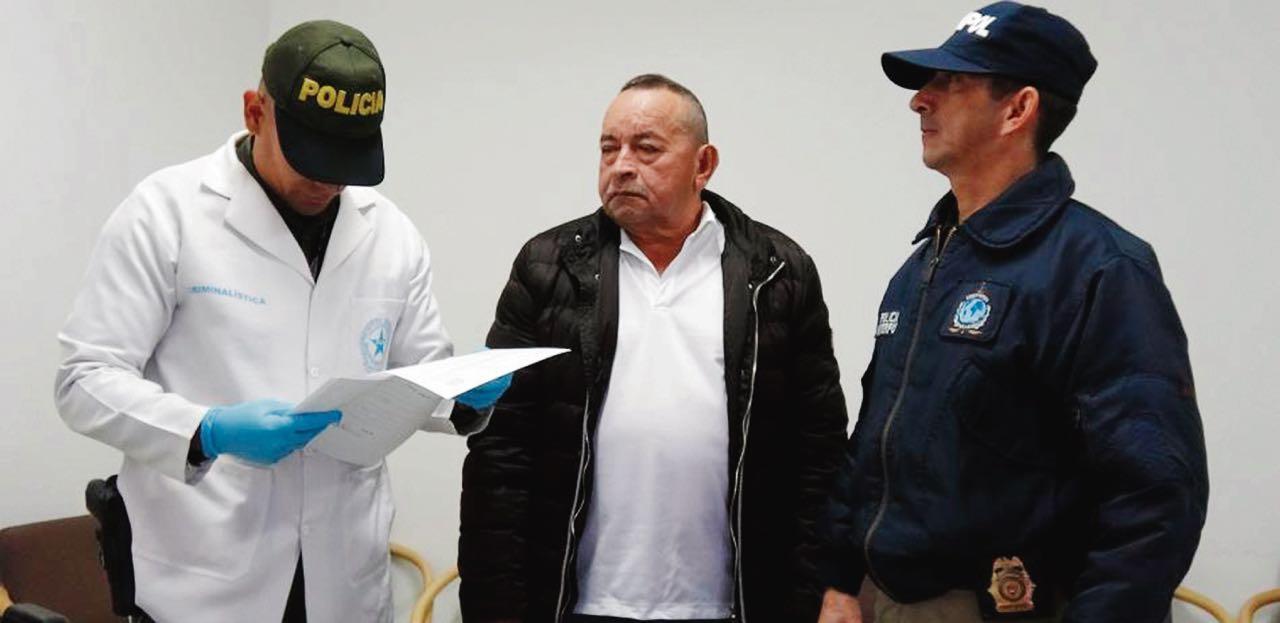 Para la justicia de Estados Unidos es claro que Pedro Rincón estaba enterado de que Nieto tenía nexos con las Autodefensas de Carlos Castaño