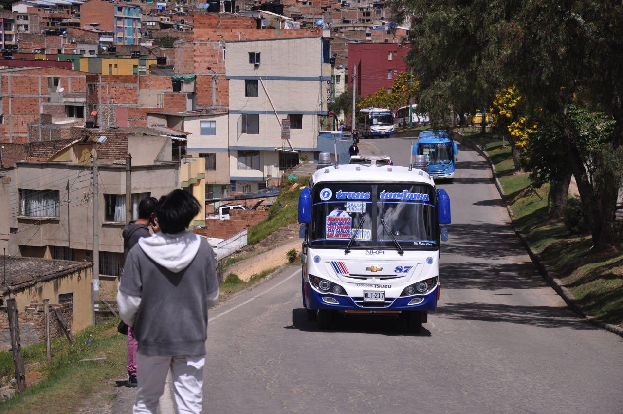 Los pasajeros tendrán en los dispositivos móviles las rutas del transporte público.