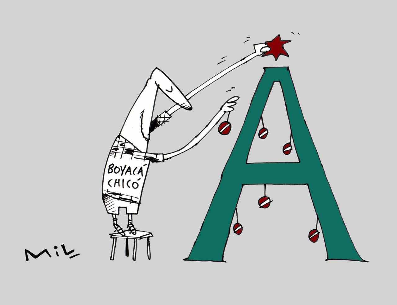 Caricatura 9 de Diciembre de 2019
