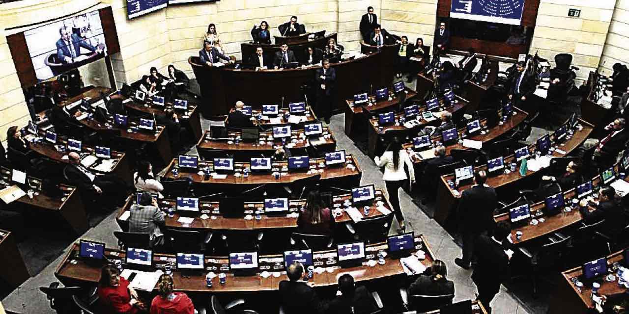 La próxima semana la plenaria del Senado y de Cámara empezarán a hacer el estudio de la Reforma.
