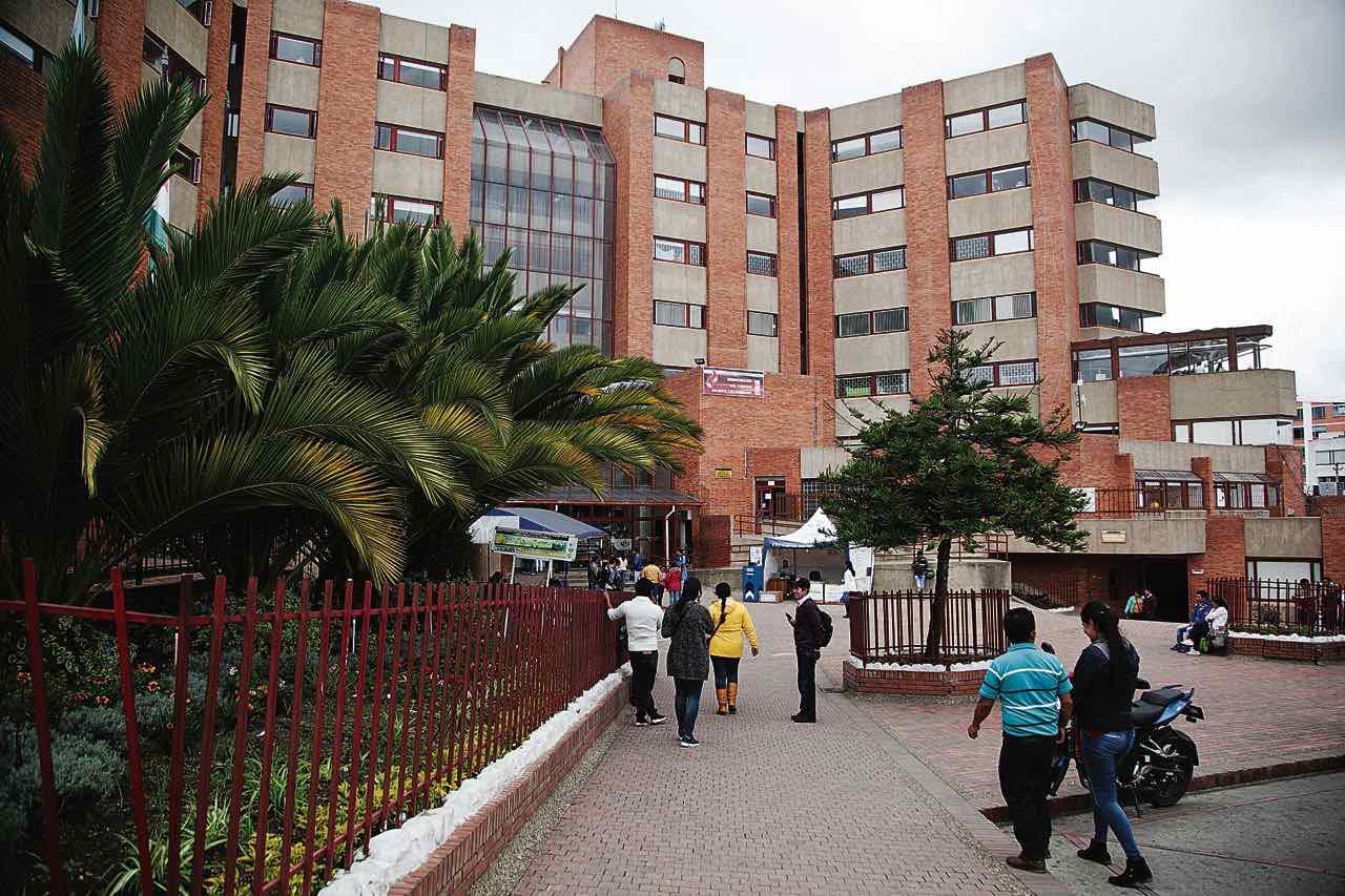 Hospital Tunja