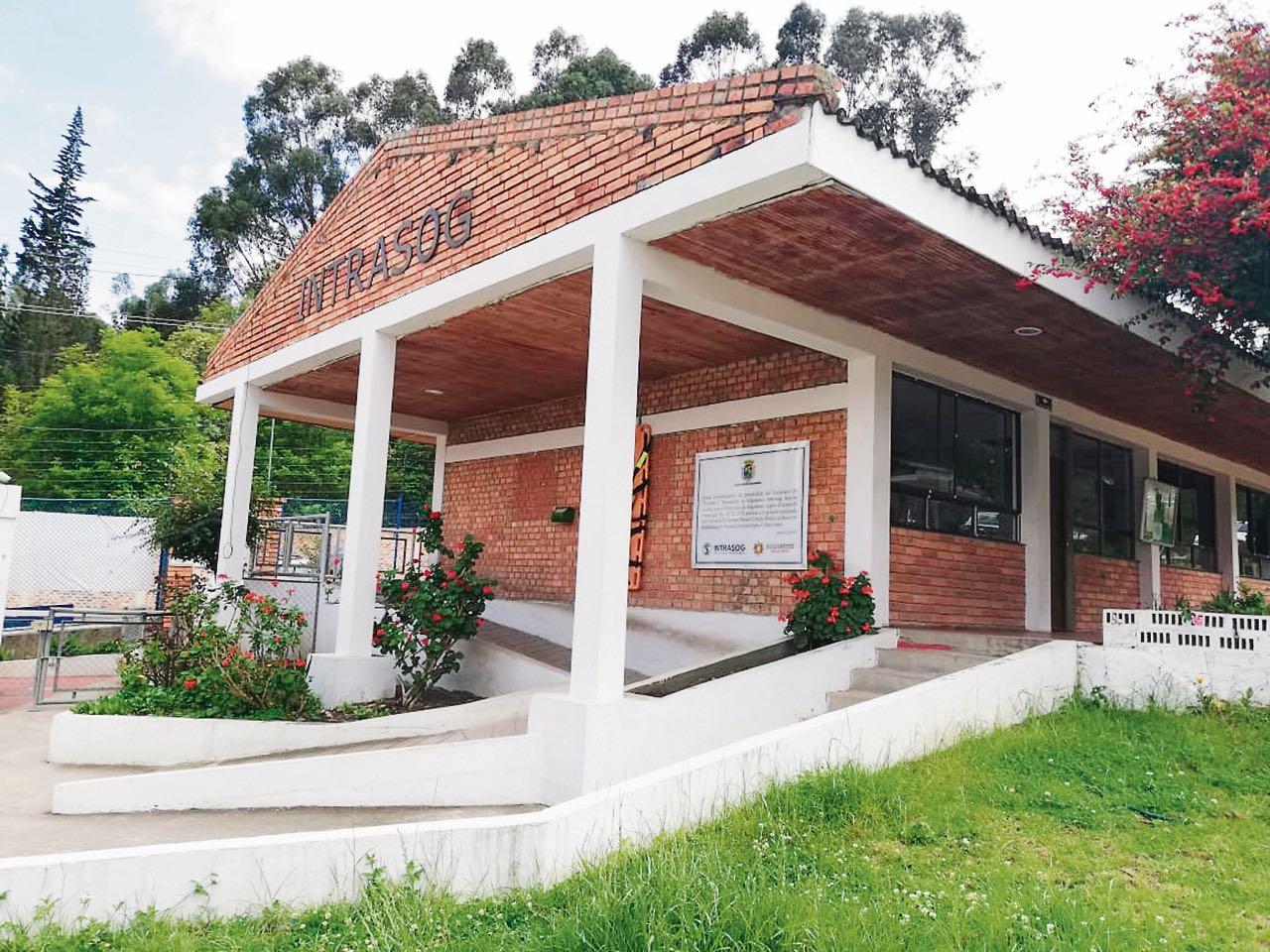Instituto de Tránsito y Transporte de Sogamoso.