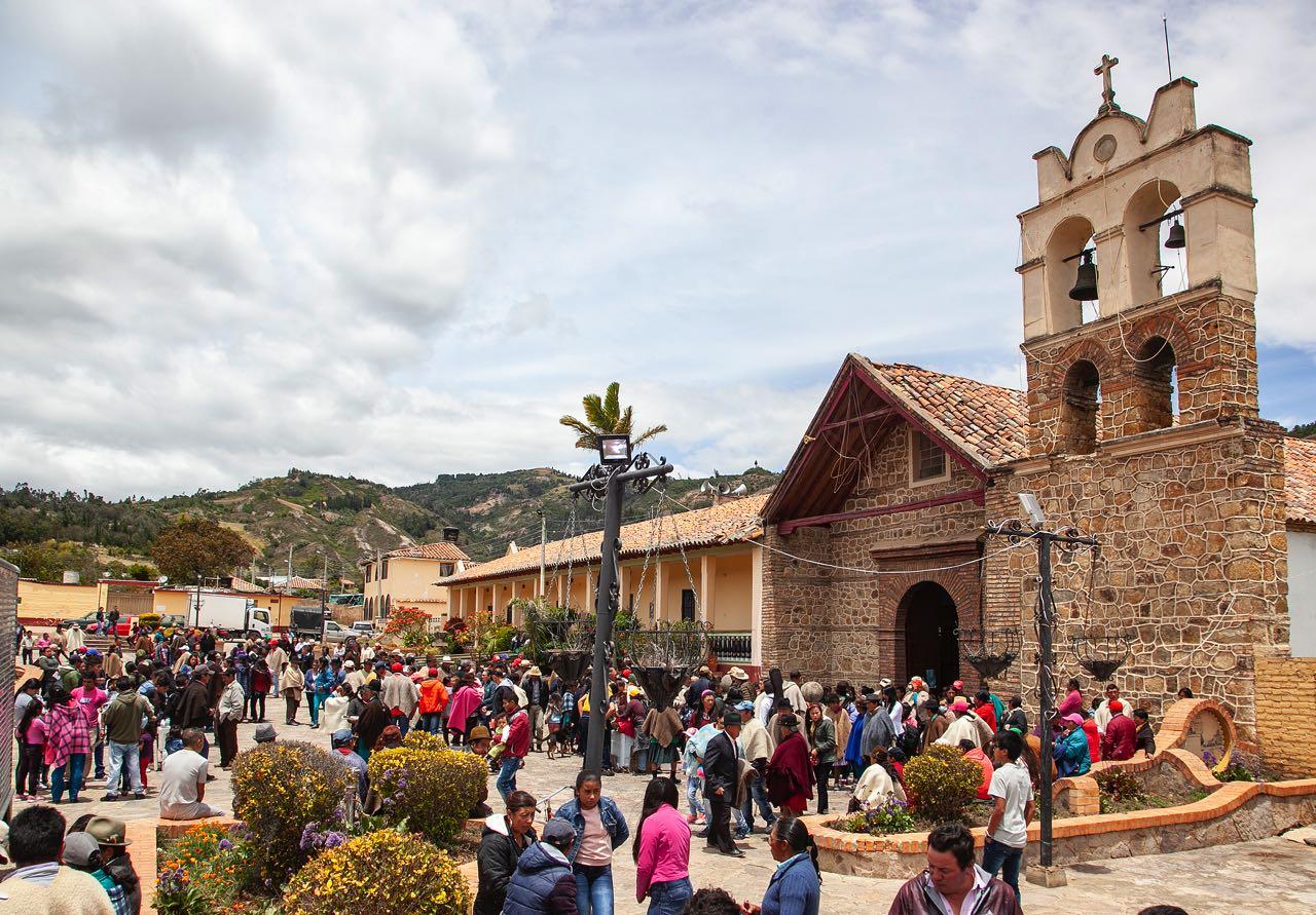 Las festividades se realizarán en honor a Santa Bárbara.