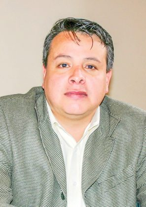 Luis Henry Carreño Leal es abogado y actual personero de la capital boyacense.