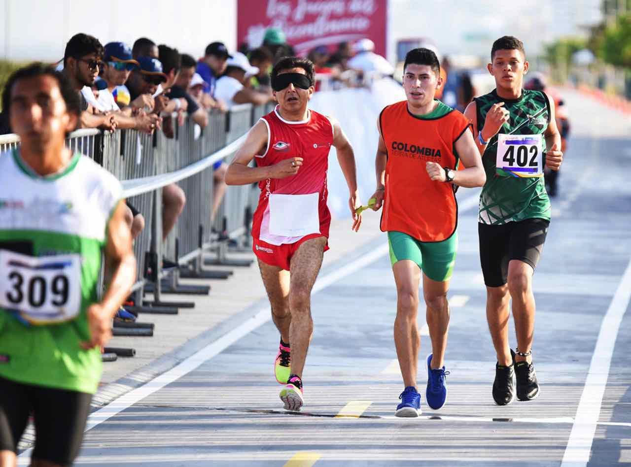 Boyacá, sexto lugar en los Juegos Paranacionales 1