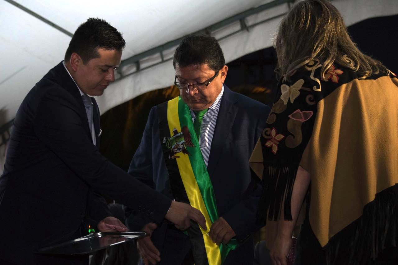 Otro de los proyectos de gran envergadura, que espera culminar el nuevo alcalde Luis Aponte es la culminación de la Troncal del Carbón.