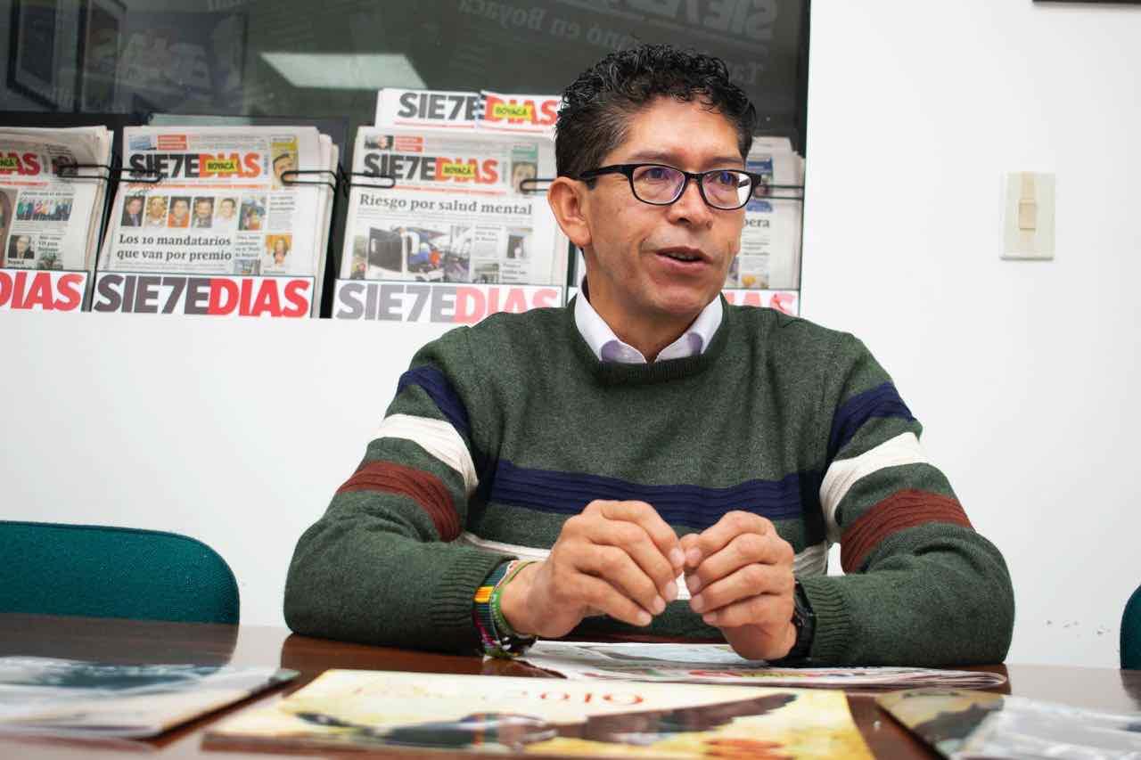 Barragán comprometido con Duitama