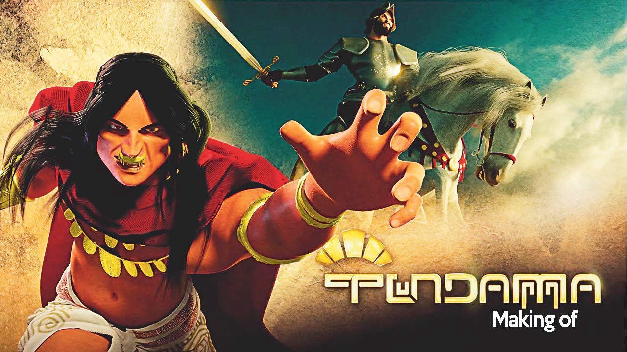 Mañana en Tunja se llevará a cabo la premier exclusiva de 'Tundama', film animado y en lengua chibcha.