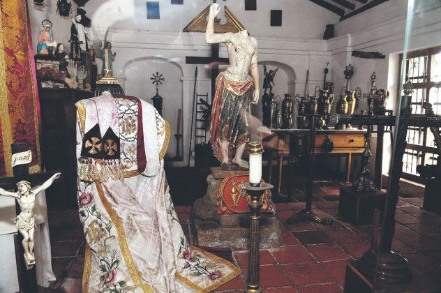 En el monasterio de Santo Eccehomo comienza un año de fiesta para celebrar sus 400 años 3