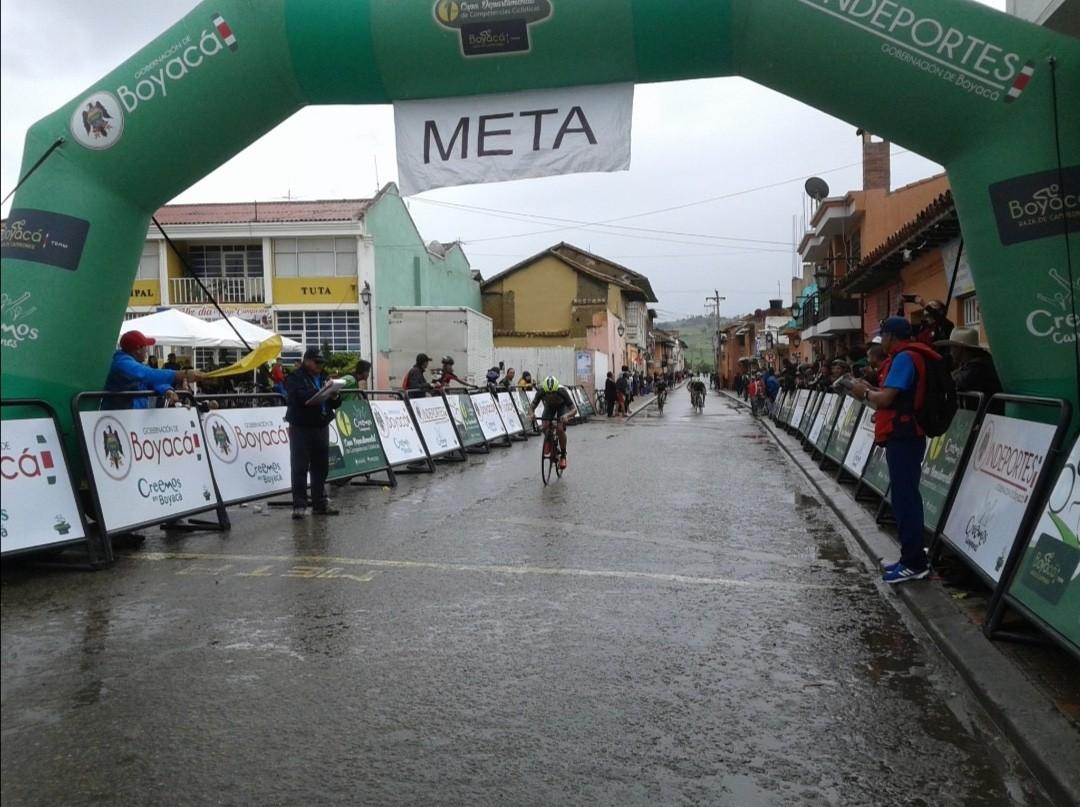 Inicia el calendario de Fedeciclismo en Boyacá con la tradicional competencia en el marco de las ferias y fiestas de Tuta 2