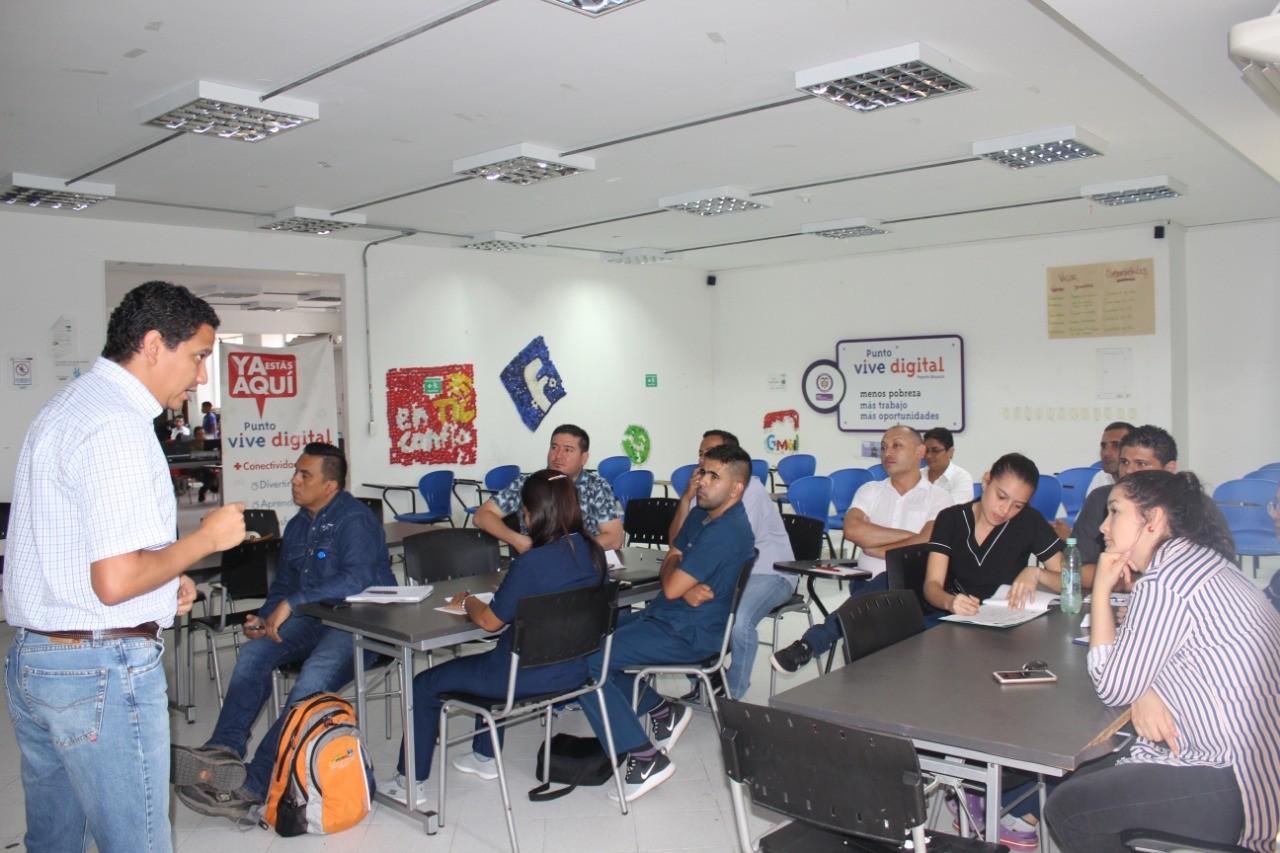 Curso de TIC en Puerto Boyacá