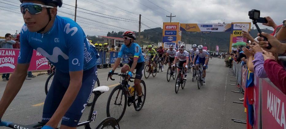 Arranca la 4ta Etapa del Tour Colombia 2.1. Hoy Paipa - Santa Rosa de Viterbo 12
