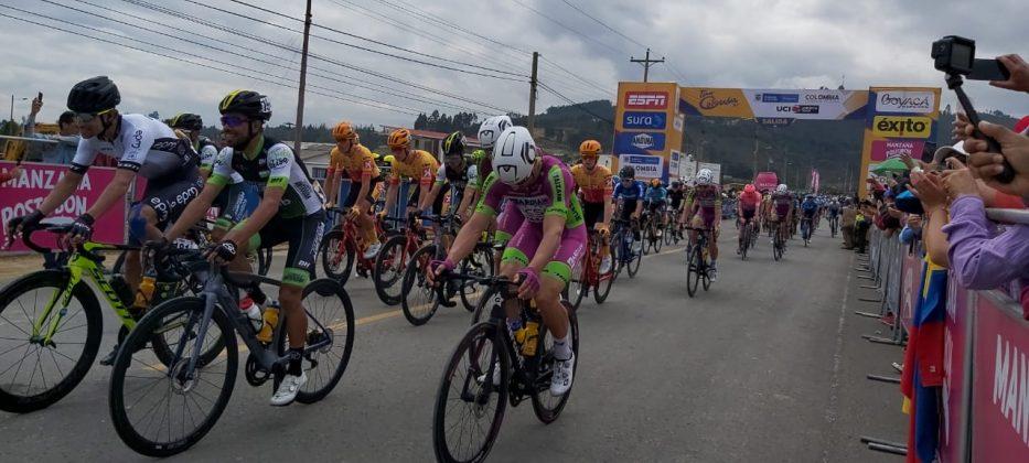 Arranca la 4ta Etapa del Tour Colombia 2.1. Hoy Paipa - Santa Rosa de Viterbo 6
