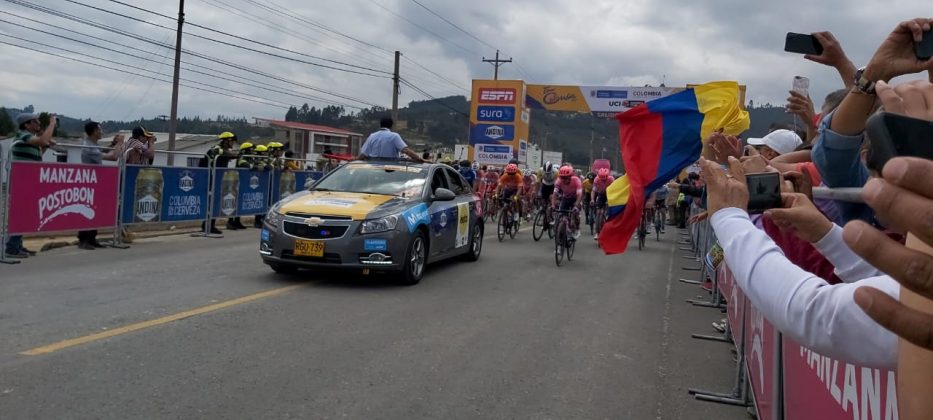 Arranca la 4ta Etapa del Tour Colombia 2.1. Hoy Paipa - Santa Rosa de Viterbo 11