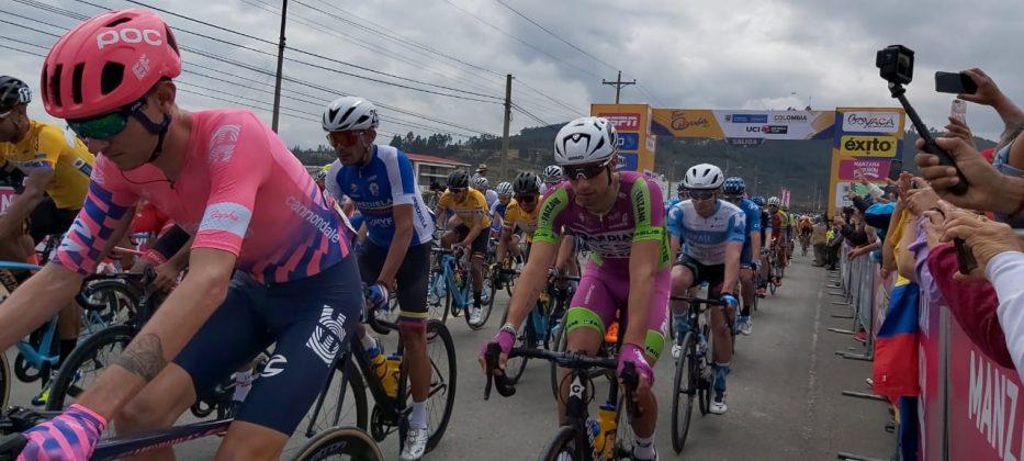 Arranca la 4ta Etapa del Tour Colombia 2.1. Hoy Paipa - Santa Rosa de Viterbo 4