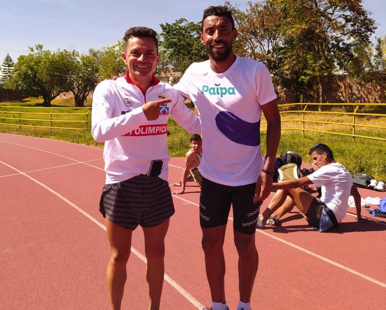 El atleta brasileño Daniel Chávez estará en Paipa adelantando sus entrenamientos antes de los Olímpicos.