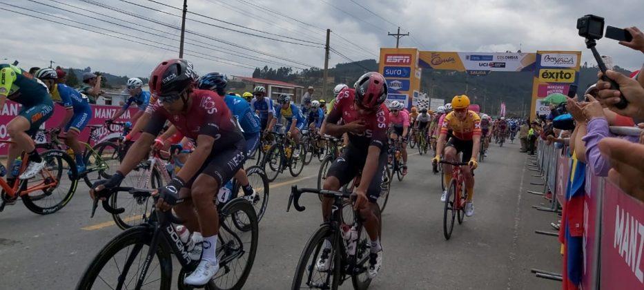 Arranca la 4ta Etapa del Tour Colombia 2.1. Hoy Paipa - Santa Rosa de Viterbo 9