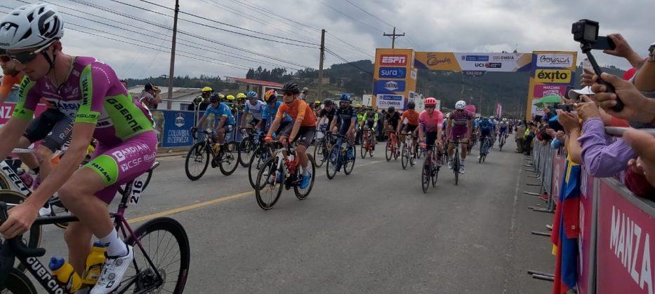 Arranca la 4ta Etapa del Tour Colombia 2.1. Hoy Paipa - Santa Rosa de Viterbo 5