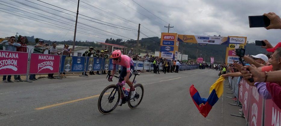 Arranca la 4ta Etapa del Tour Colombia 2.1. Hoy Paipa - Santa Rosa de Viterbo 8
