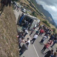 Grave accidente se atiende a esta hora en la vía Tunja - Bogotá 3