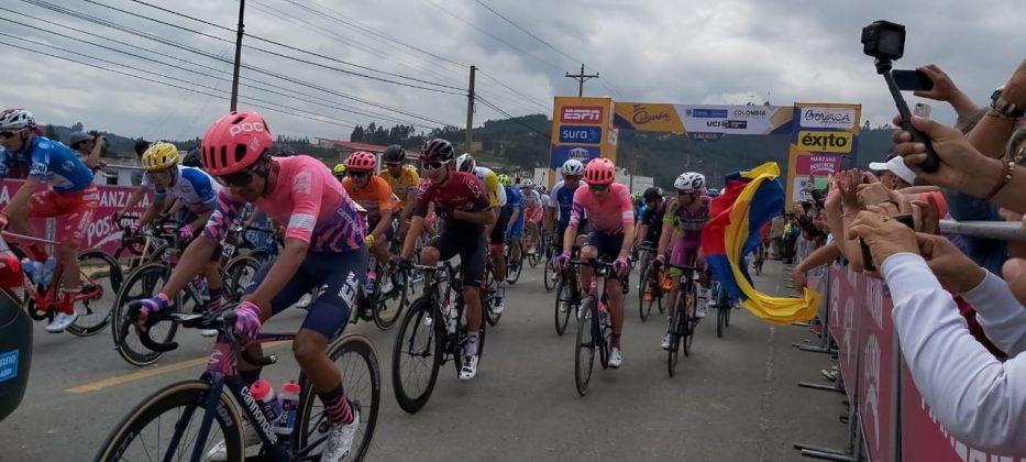 Arranca la 4ta Etapa del Tour Colombia 2.1. Hoy Paipa - Santa Rosa de Viterbo 13