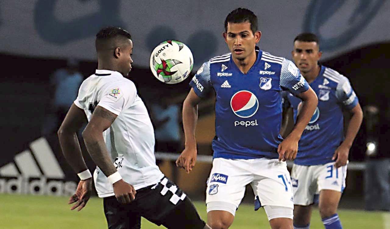 Boyacá Chicó salió derrotado 2-1 ante Millonarios y hoy espera volver a ganar el segundo partido de Liga.