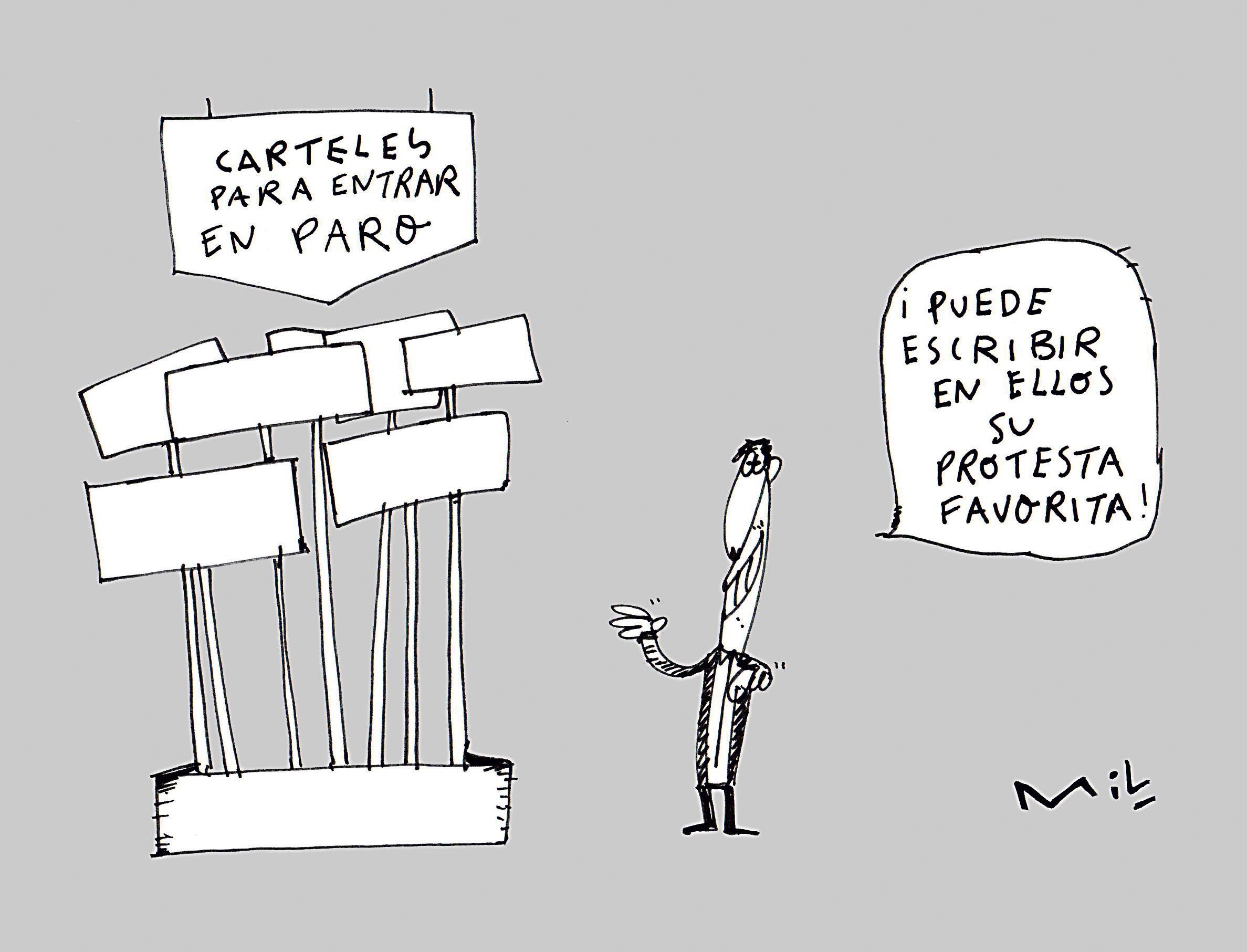 Caricatura 15 de Febrero 2020