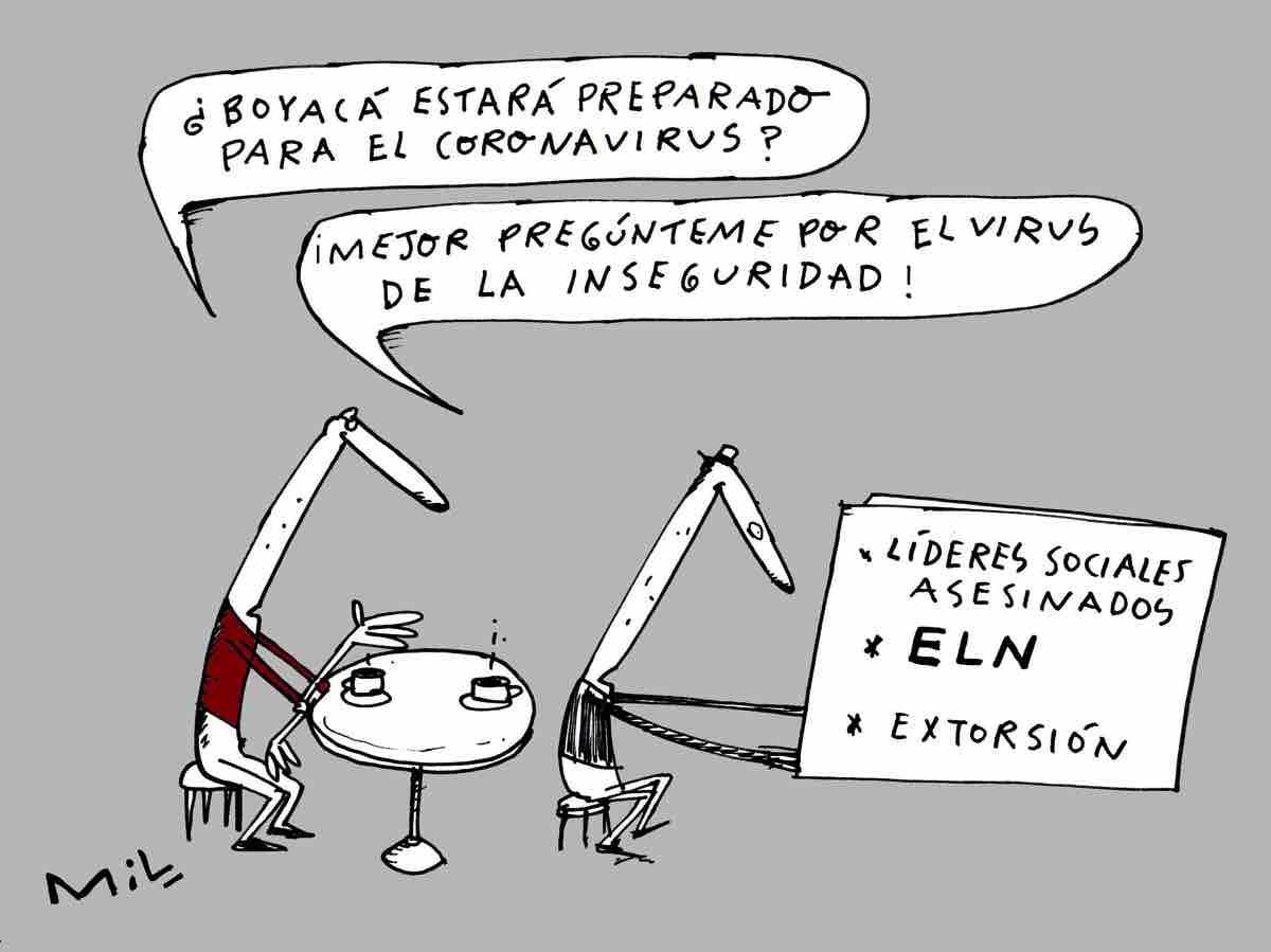 caricatura 26 de febrero 2020