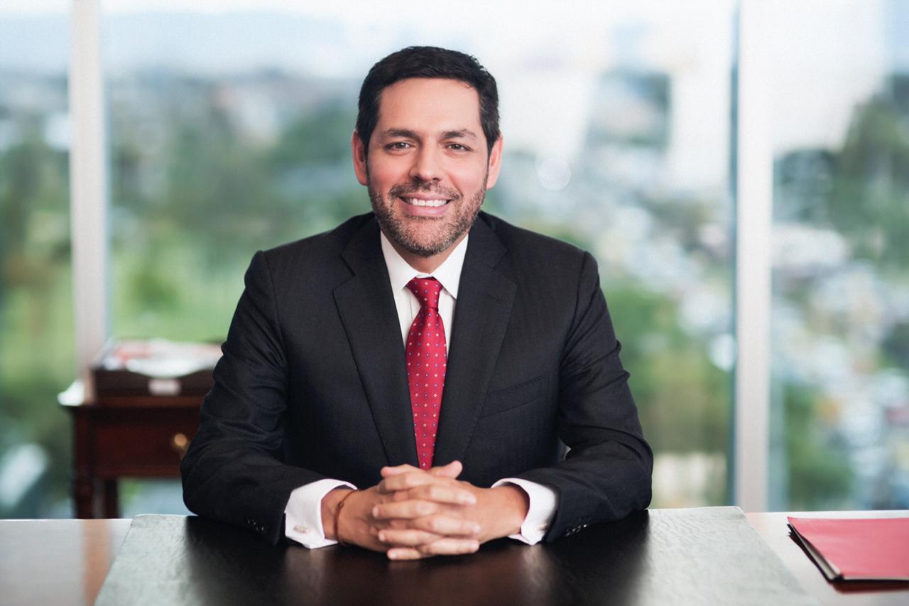 Carlos Zenteno, presidente de Claro