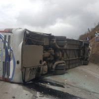 Grave accidente se atiende a esta hora en la vía Tunja - Bogotá 2