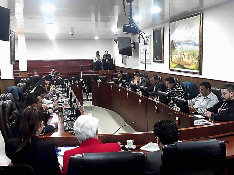 Hoy, primer debate al Plan de Desarrollo de Sogamoso #Tolditos7días 1