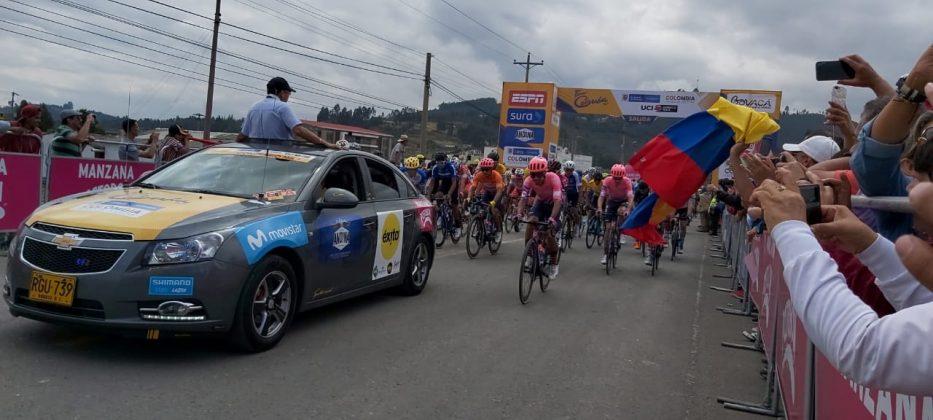 Arranca la 4ta Etapa del Tour Colombia 2.1. Hoy Paipa - Santa Rosa de Viterbo 15