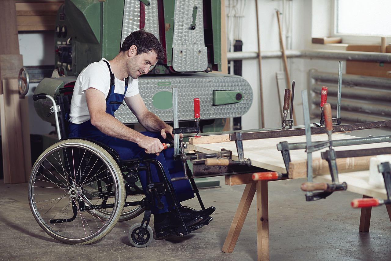 Trabajo para discapacitados 1