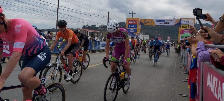 Arranca la 4ta Etapa del Tour Colombia 2.1. Hoy Paipa - Santa Rosa de Viterbo 18