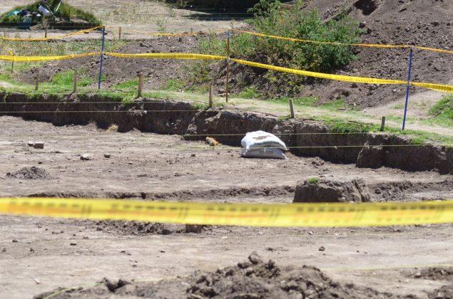 Se han encontrado 30 tumbas 14