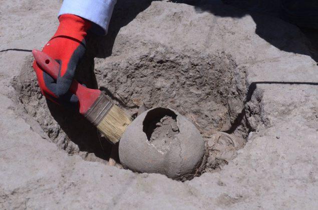 Se han encontrado 30 tumbas 16