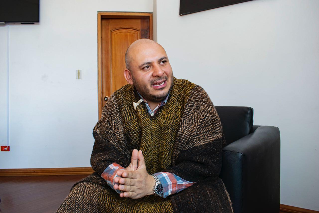 Herman Amaya, Director de Corpoboyacá