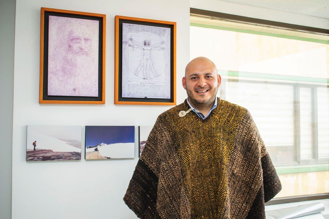 Herman Amaya, Director de Corpoboyacá.