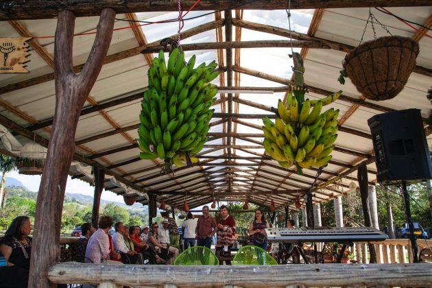 Los Lagos, un restaurante ubicado en Togüí, en el que además de una exquisita mojarra, cuenta con una envidiable naturaleza. 7