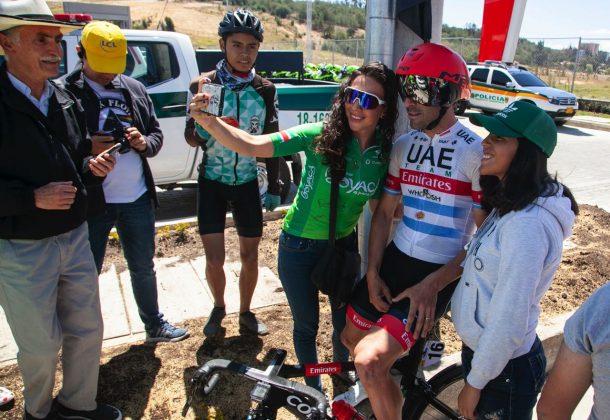 Boyacá ganó con el Tour Colombia en su desarrollo 5