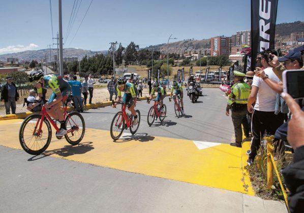 Boyacá ganó con el Tour Colombia en su desarrollo 6